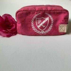 Pink Victoria's Secret Cosmetic Bag